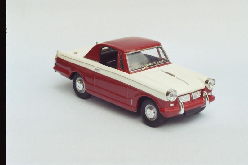 Herald coupé, 1/43, Derrez Models