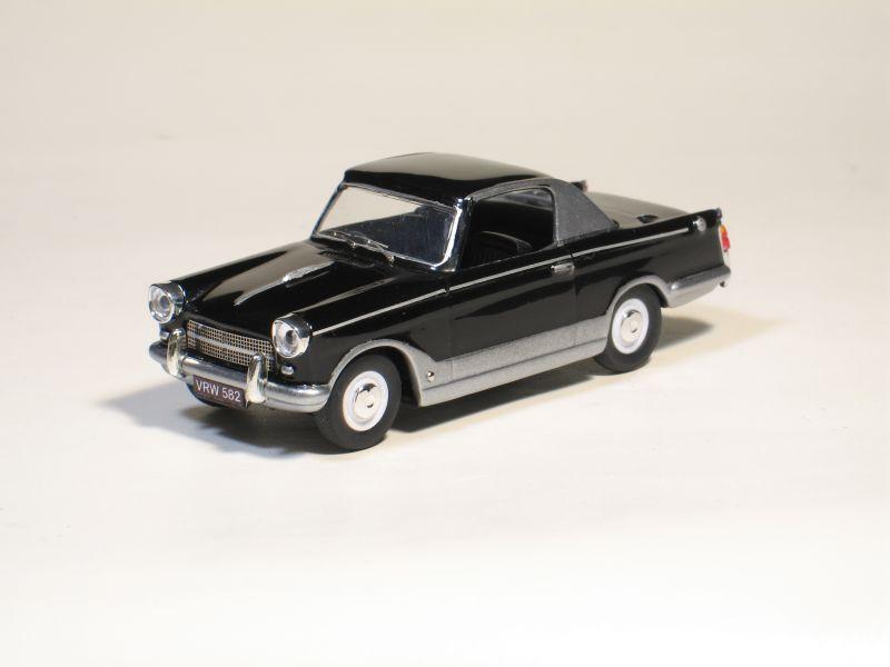 Herald Michelotti proto, 1/43, Derrez Models