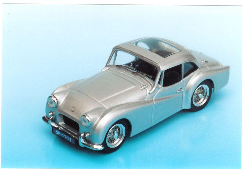 TR2 Francorchamps, 1/43, Derrez Models