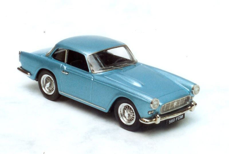 TR3 Italia, 1/43, Derrez Models