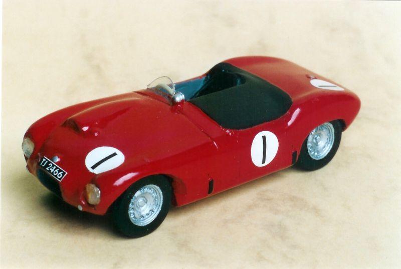 TR2 Protea, 1/43, Sear Models
